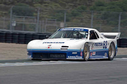 Joel Miller - 1991 Mazda RX-7 in Group 7B - 1973 1991 IMSA GTU, GTO / Trans AM Cars at the 2017 Rolex Monterey Motorsport Reunion run at Mazda Raceway Laguna Seca