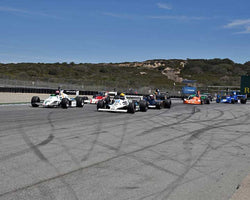 Group 8A - 1967-1984 Formula One Cars at the 2015-Rolex Monterey Motorsport Reunion, Mazda Raceway Laguna Seca
