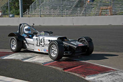 Don Crawford - Haggisped Clubman in Group 8 at the 2017 SVRA Portland Vintage Racing Festival run at Portland International Raceway