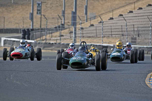Group 5 -  at the 2016 Charity Challenge - Sonoma Raceway