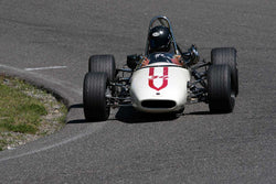 Joe Gordon with 1966 Brabham BT18 in Groups 4-5-6 - at the 2016 SOVREN Spring Sprints, Pacific Raceway