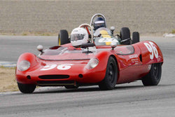 James Roth - 1962 Lotus 23B in Group 3 at the 2017 HMSA Spring Club Event - Mazda Raceway Laguna Seca