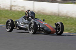 Jim Smith - 1962 Cooper T59 in Group 5 at the 2017 CSRG David Love Memorial - Sears Point Raceway