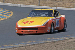 David Martin - 1976 Datsun 240Z in 1970-79 IMSA GT Cars - Group 12 at the 2017 SVRA Sonoma Historic Motorsports Festivalrun at Sonoma Raceway