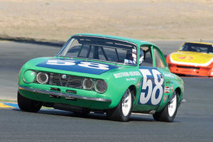 Jon Norman - 1971 Alfa Romeo GTV in Group 8 -  at the 2016 Charity Challenge - Sonoma Raceway