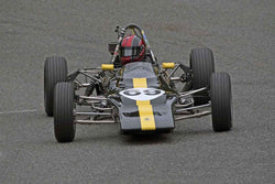 David Grieger - 1971 Lotus 69 in Group 4 at the 2017 SOVREN Spring Sprints run at Pacific Raceways