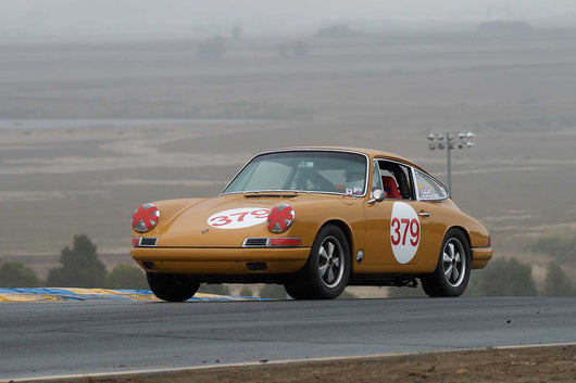 Mario Musto - 1967 Porsche 912 Coupe in Group 2 -  at the 2016 Charity Challenge - Sonoma Raceway