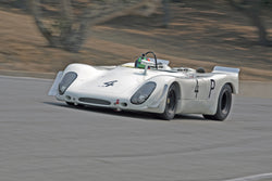 Gunnar Jeannette - 1969 Porsche 908/02 in Group 3B  at the 2016 Rolex Monterey Motorsport Reunion - Mazda Raceway Laguna Seca