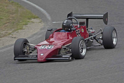 Alain Kamerer with 1975 Crossle 33F in Group 5/6 SOVREN 2016 Pacific Northwest Historics - Pacific Raceway
