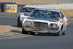 Jim Hague - 1972 Ford Gran Torino in 1963-72 Grand National Stock Cars - Group 5 at the 2017 SVRA Sonoma Historic Motorsports Festivalrun at Sonoma Raceway