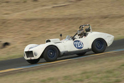 Luca Maciucescu - 1959 EDP Special Chevrolet  in 1947-60 Sports Racing & Production Cars - Group 2 at the 2017 SVRA Sonoma Historic Motorsports Festivalrun at Sonoma Raceway