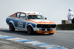 Jonathan Ornstein - 1973 Datsun 710 in Group 6 at the 2017 HMSA Spring Club Event - Mazda Raceway Laguna Seca