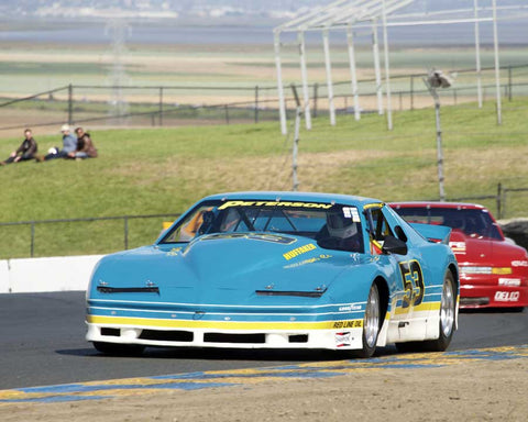 Ken Epsman with 1984 Pontiac Firebird in Group 13 - 1982-1991 Historic IMSA GTO/SCCA Trans-Am at the 2015 Sonoma Historic Motorsports Festival at Sonoma Raceway