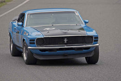 Mike Woolsey - 1970 Ford Mustang in Group 3 at the 2017 SOVREN Spring Sprints run at Pacific Raceways