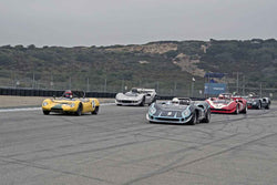 Group 5A  at the 2016 Rolex Monterey Motorsport Reunion - Mazda Raceway Laguna Seca