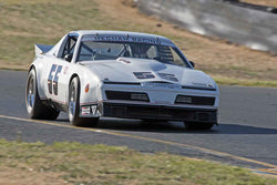 David Doyal - 1982 Pontiac TA in 1982-91 Historic IMSA GTO/SCCA Trans Am Cars and Stock Cars - Group 13 at the 2017 SVRA Sonoma Historic Motorsports Festivalrun at Sonoma Raceway
