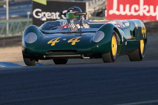 Michael Summers - 1962 Lotus 23B in Group 4 -  at the 2016 Charity Challenge - Sonoma Raceway