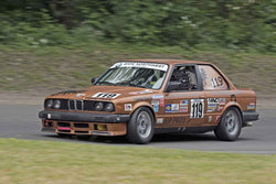 Jim Cissell - 1987 BMW 325is in Group 8 at the 2017 SOVREN Pacific Northwest Historicsrun at Pacific Raceways