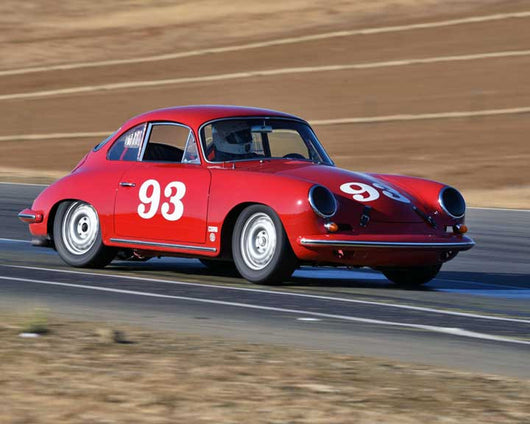 Daniel Farmer with 1967 Alfa Romeo Giulia Super in  Group 2 at the 2015 Season Finale at Thunderhill Raceway