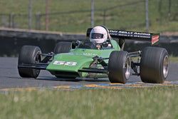 Chris Cord - 1969 Lotus 69C in Group 7 at the 2017 CSRG David Love Memorial - Sears Point Raceway