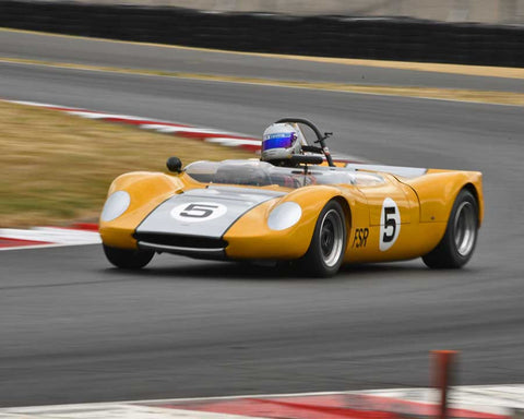 John Rankin with 1965 Beach Mk 4B in Group 4 - Limited-Production Sports Racing Cars Prior to 1960 at the 2015 Portland Vintage Racing Festival at Portland International Raceway