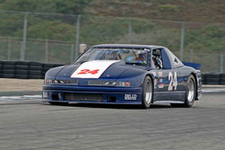 Howard Matloff - 1990 Oldsmoblie Cutlass Trans Am in Group 7B - 1973 1991 IMSA GTU, GTO / Trans AM Cars at the 2017 Rolex Monterey Motorsport Reunion run at Mazda Raceway Laguna Seca