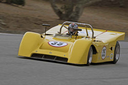 035 in Group 6A  at the 2016 Rolex Monterey Motorsport Reunion - Mazda Raceway Laguna Seca