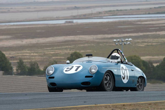 Arthur Conner - 1961 Porsche 356 S90 in Group 2 -  at the 2016 Charity Challenge - Sonoma Raceway