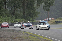 Group 1 in Group 1 SOVREN 2016 Pacific Northwest Historics - Pacific Raceway