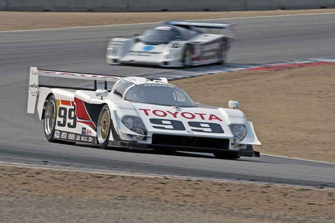 Charles Nearburg - 1991 AAR/Toyota Eagle Mk 111 GTP in Group 5B  at the 2016 Rolex Monterey Motorsport Reunion - Mazda Raceway Laguna Seca