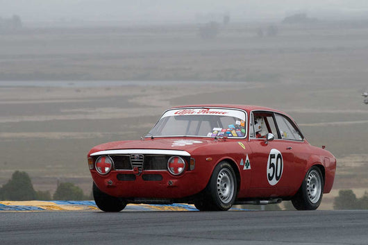 Jack Perkins - 1967 Alfa Romeo GTA in Group 2 -  at the 2016 Charity Challenge - Sonoma Raceway