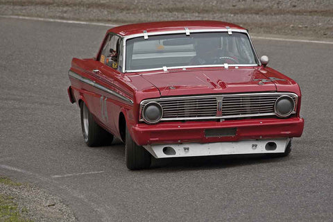 Randy Dunphy - 1965 Ford Falcon in Group 3 at the 2017 SOVREN Spring Sprints run at Pacific Raceways