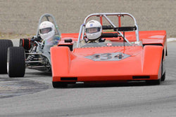Steve Kupferman - 1967 Bobsy SR4 Sportsracer  in Group 3 at the 2017 HMSA Spring Club Event - Mazda Raceway Laguna Seca