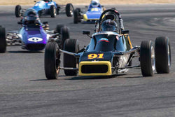 Don Stern - 1981 Van Diemen RF81 in Group 2 at the 2017 SVRA Portland Vintage Racing Festivalrun at Portland International Raceway
