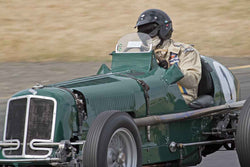 Chris MacAllister - 1938 ERA 14B in Pre-41 Sports & Touring/1925-41 Racing Cars - Group 1 at the 2017 SVRA Sonoma Historic Motorsports Festivalrun at Sonoma Raceway