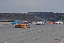 Group 5B  at the 2016 Rolex Monterey Motorsport Reunion - Mazda Raceway Laguna Seca