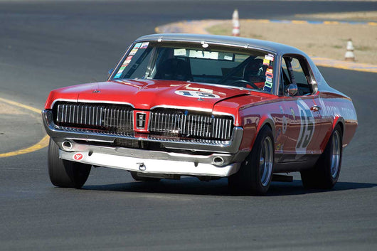 Jim Gallucci - 1967 Mercury Cougar in Group 3 -  at the 2016 Charity Challenge - Sonoma Raceway