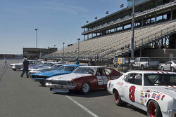 1963-72 Grand National Stock Cars/Group 5 at the 2017 SVRA Sonoma Historic Motorsports Festival run at Sonoma Raceway