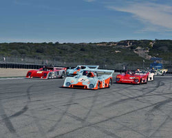 Group 6A - FIA Manufacturers Championship Cars at the 2015-Rolex Monterey Motorsport Reunion, Mazda Raceway Laguna Seca