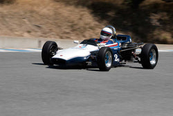 Wes Gibbs with 1971 Caldwell D9B in Group 3 -  at the 2016 HMSA LSR II - Mazda Raceway Laguna Seca