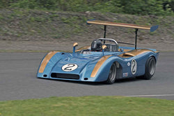 Tom Cantrell - 1969 Ford CanAm in Group 6 at the 2017 SOVREN Spring Sprints run at Pacific Raceways