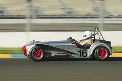 Rick Laws - 1964 Lotus Super Seven in Group 3 at the 2017 CSRG David Love Memorial - Sears Point Raceway
