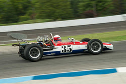 Johnnie Crean - 1969 Eagle F5000 - Group 9 at the 2017 Brickyard Vintage Racing Invitational run at Indianapolis Motor Speedway