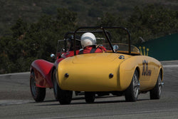 Don Baldocchi - 1954 Nardi Crosley Spider in Group 5A - 1947-1955 Sports Racing and GT Cars at the 2017 Rolex Monterey Motorsport Reunion run at Mazda Raceway Laguna Seca