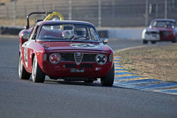 Jeffrey Rothman - 1968 Alfa Romeo GTA in Group 2 -  at the 2016 Charity Challenge - Sonoma Raceway