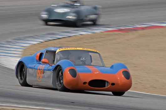 Kaid Marouf - 1960 Seiler Quicksilver in Group 2B  at the 2016 Rolex Monterey Motorsport Reunion - Mazda Raceway Laguna Seca