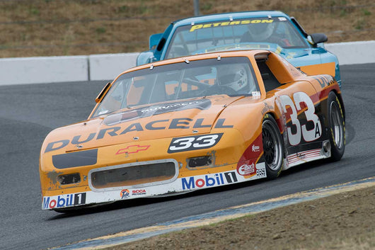 Bill Ockerlund with 1991 Chevrolet Camaro in Group 13 at the 2016 SVRA Sonoma Historics - Sears Point Raceway