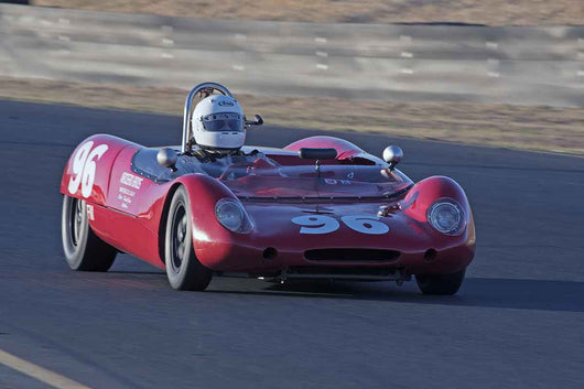 Jim Roth - 1962 Lotus 23 in Group 4 -  at the 2016 Charity Challenge - Sonoma Raceway
