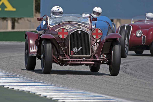106 in Group 1A  at the 2016 Rolex Monterey Motorsport Reunion - Mazda Raceway Laguna Seca