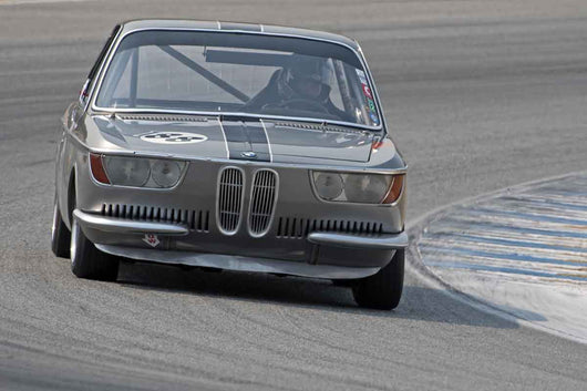 Damon Desantis - 1968 BMW 2000 cs in Group 4B  at the 2016 Rolex Monterey Motorsport Reunion - Mazda Raceway Laguna Seca